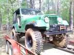 Jeep CJ5 - $4750 (Texarkana) 1977
