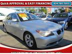Easy Financing! As Little As $500 Down! (O.A.C) 2006 BMW 525 I