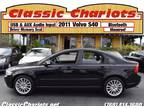Used 2011 Volvo S40 T5 R-Design with Leather, Memory Power Drivers Seat