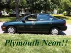 Plymouth Neon Highline 1999