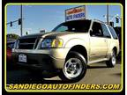 Ford Explorer Sport Value 2002