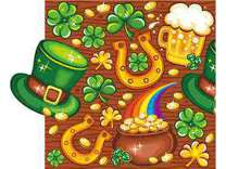 Come To A Happy St. Patrick's Day Penny Social At St. John's Church