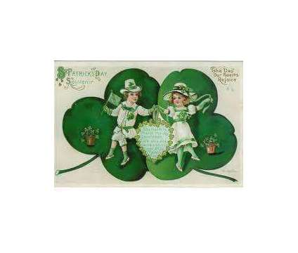 Come To A Happy St. Patrick's Day Penny Social At St. John's Church is a Celebrations listing in Yonkers NY