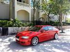 2007 Volvo S60 R - 6 speed M/T - Red on Blue - 75k ONLY