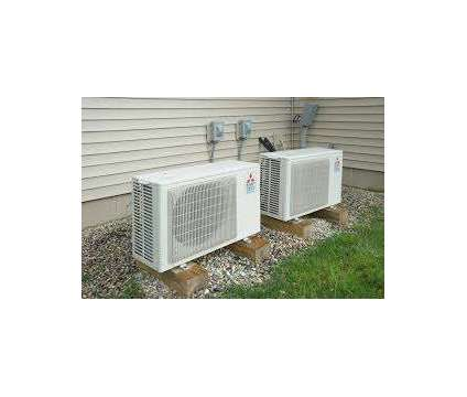 Go Ductless with a New Energy Efficient Mitsubishi Mini Split Unit is a Heating & Cooling Services service in Melissa TX