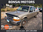 1999 Ford Ranger XL SuperCab 2WD EXTENDED CAB PICKUP 2-DR