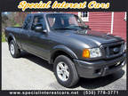 2005 Ford Ranger Edge SuperCab 2-Door 2WD EXTENDED CAB PICKUP 2-DR