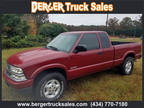 2003 Chevrolet S10 Pickup Ext. Cab 4WD EXTENDED CAB PICKUP 3-DR