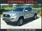 2016 Toyota Tacoma SR5 Double Cab Long Bed V6 5AT 2WD CREW CAB PICKUP 4-DR