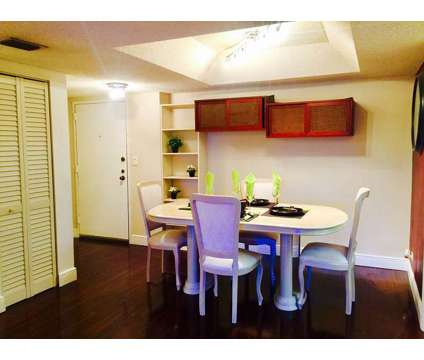 Fully Furnished Studio Directly on the Lake (Great View) at 3710 Inverrary Drive in Fort Lauderdale FL is a Apartment