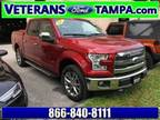 2015 Ford F-150 Red, 27K miles