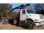 1995 INTERNATIONAL Loader Truck