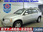 Pontiac Torrent BASE 2007 used