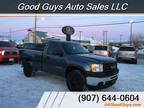 2011 GMC Sierra 1500 Work Truck Anchorage, AK