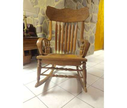 Oak Rocking Chair is a Rocking Chairs for Sale in Lyndhurst VA