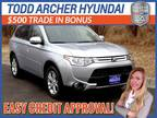 2015 Mitsubishi Outlander SE AWD SE 4dr SUV