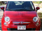 2012 Fiat 500 Sedan in Hartford, WI