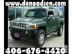 2006 HUMMER H3 Sport Utility H3 SUV