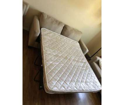 Pullout Couch & Love Seat Set is a Love Seats for Sale in Tempe AZ