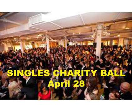 Singles Charity Ball is a Dance Event on Apr 28 in San Francisco CA