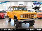 1975 Ford Bronco Yellow, 7K miles