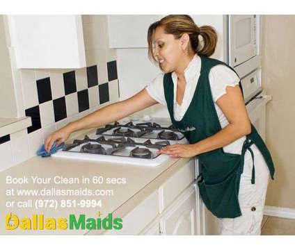 Voted #1 Maid Service in Dallas is a Other Home Services service in Dallas TX