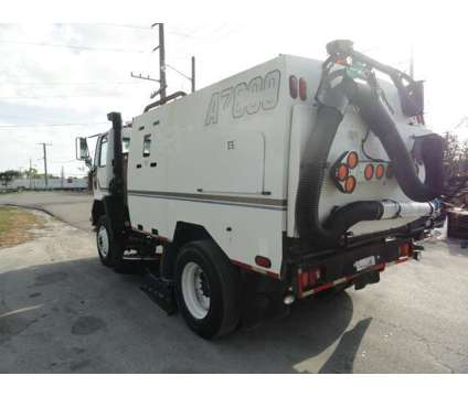 2000 Sterling Schwarze A7000 Street Sweeper is a 2000 Thunder Mountain Sterling Other Commercial Truck in Miami FL