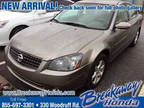 2005 Altima Nissan 2.5 S 4dr Sedan