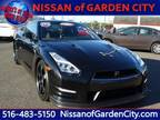 2016 Nissan GT-R Black Edition AWD Black Edition 2dr Coupe