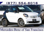 2018 fortwo electric drive Smart prime 2dr Cabriolet