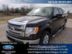 2013 F-150 Ford 4x2 XLT 4dr SuperCrew Styleside 5.5 ft. SB