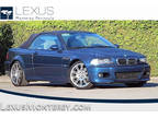 2005 M3 BMW 2dr Convertible