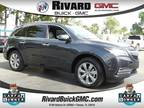 2016 Acura MDX w/Advance 4dr SUV w/Advance Package