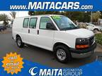 2014 GMC Savana 2500 2500 3dr Van w/1WT