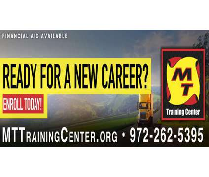 Get Your CDL License- No 1yr. Contract is a Full Time Get Your Cdl License- No yr in Construction Job at MT Training Center in Dallas TX