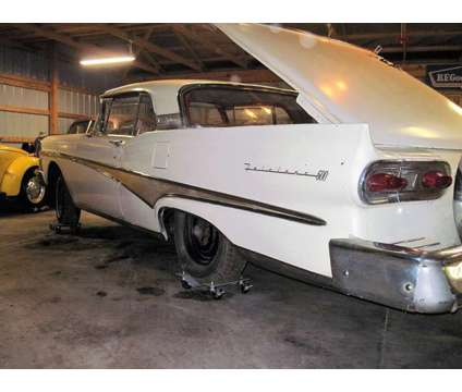 1958 Ford Fairlane 500 Skyliner Interceptor is a 1958 Ford Fairlane 500 Classic Car in Old Forge PA