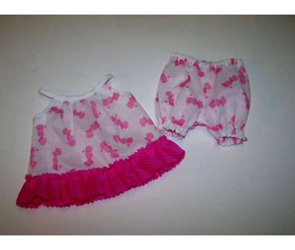 Doll Pajamas for 18 inch doll such as American Girl doll is a Pink Everything Else for Sale in Glendale AZ