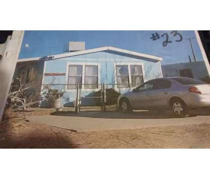 manufactured mobile home IN RIDGECREST CA at 1554 No. Guam Street #23 Ridgecrest in Rosamond CA is a Mobile Home