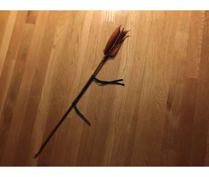 Handmade Native American Indian Beaded Arrow is a Collectibles for Sale in Wescosville PA