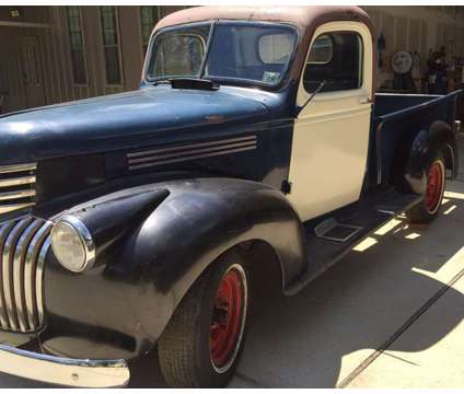 1946 Chevrolet 3100 1/2 Ton Pickup is a 1946 Chevrolet 3100 Model Truck in Oak Ridge North TX