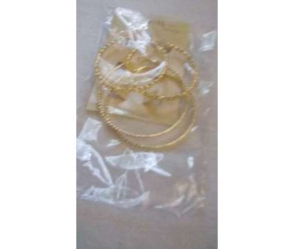 hoop earrings is a Other Clothings for Sale in Escondido CA