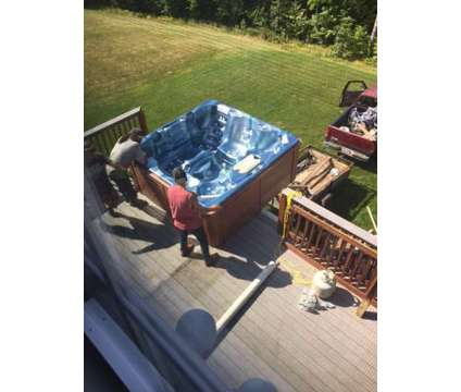 Premium Professional Hot Tub Movers and More is a Moving service in Springfield MA