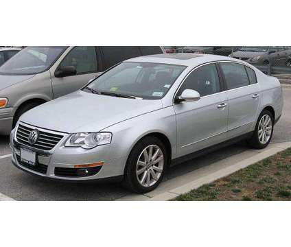 Car is a 2006 Volkswagen Passat Sedan in Raleigh NC