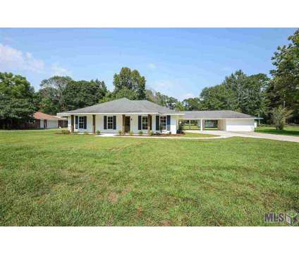 Homes for sale in Walker, La in Denham Springs LA is a Single-Family Home