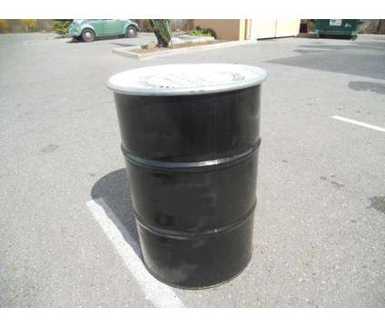 Metal Barrels is a Home & Garden Products for Sale in Chico CA