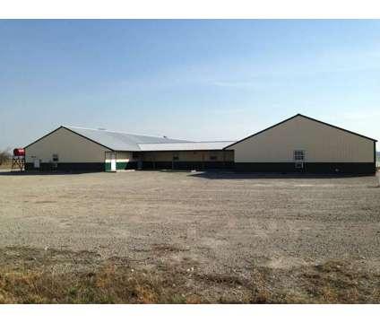 Aviagen Breeder Hen Farm For Sale in Checotah OK is a Farm Land