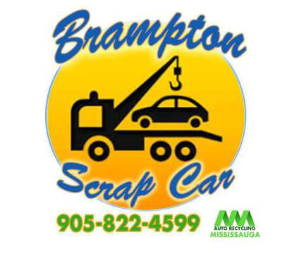 Scrap Car Removal Brampton is a Auto & Other Vehicle Services service in Brampton ON