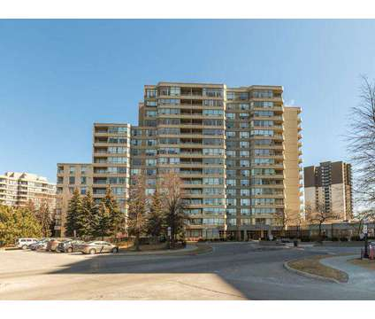 Rarely Offered, Almost 1400Sqft 2 Bedroom Corner Suite at 11 Townsgate Drive in Vaughan ON is a Flat