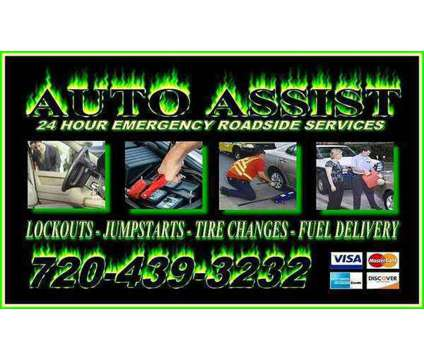 Jump Start Car | Car Lockout Service | Car Locksmith is a Auto & Other Vehicle Services service in Denver CO