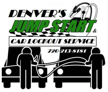 Car Lockout | Keys Locked in Car | Auto Unlock Service | Jump Start Car Service is a Auto & Other Vehicle Services service in Denver CO